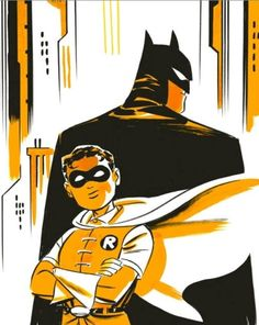 Batman & Robin by Darwyn Cooke