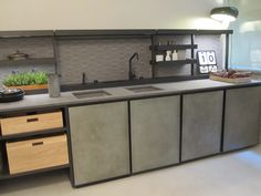 Boffi Salinas 4 | Kitchens | Pinterest | Kitchen design and Kitchens