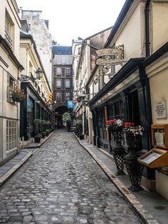 Ruas mais bonitas de Paris