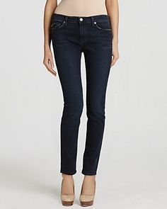 Best jeans I've ever owned... seven for all mankind roxanne