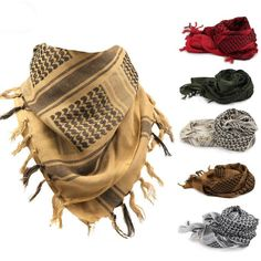 Cheap scarf jewelry, Buy Quality scarf for muslim women directly from China scarf triangle Suppliers: 100% Cotton Arab Keffiyeh Shemagh Scarf Military Tactical Scarves Thickened Hijab Square Windproof Bandanas 2016 Campin
