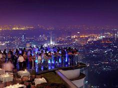 Le Sky Bar - Bangkok