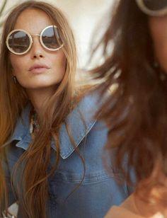 Tendance mode   49 Lunettes de soleil pour femme tendance été 2017 lunette  pour femme collection 457f63d47dc2
