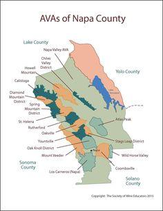 SWE Wine Map 2015 – US/California/Napa – Wine, Wit, and Wisdom