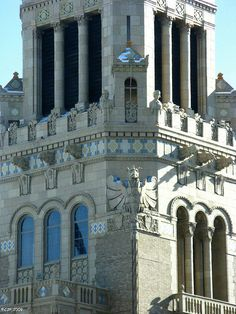 Plummer Building, Mayo Clinic, Rochester, MN