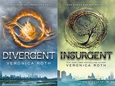 Divergent & Insurgent - Veronica Roth