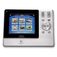 Logitech Harmony 1000 Advanced Universal Remote Control - Refurbished  $144.99. Great deal