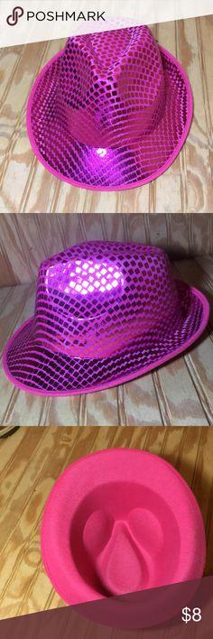 Hot pink dance costume hat Hot pink dance costume hat Costumes Dance