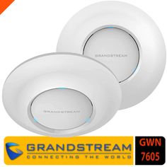 Grandstream is an affordable Wi-Fi access point ideal for small to medium wireless network deployments with medium user density. Security Certificate, Dubai, Vector Technology, Wifi