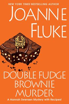Double Fudge Brownie Murder | JoanneFluke.com  release date Feb 24/15