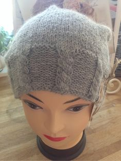 For mindre lue legg opp 108 m isteden . Mittens, Hue, Diy And Crafts, Winter Hats, Beanie, Knitting, Sewing, Crochet, Fashion