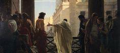 Una mirada jurídica: el juicio a Jesucristo