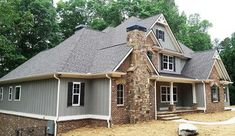 Superior Craftsman House Plan - 24363TW thumb - 04