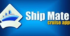 Shipmate App:  Shipmate is rated the #1 cruise app with over 1M downloads.  It is a free app from apple google and amazon.  There are 4 main areas.  My cruise (dashboard for your upcoming cruise). It will give you itinerary excursions deck maps and more.  You can also select roll call which lets you see who you are sailing with and allows you to start and online chat.  The second area is ship info.  You can get all kinds of information about your ship here.  Take a virtual tour and don't… Ship Tracker, Last Minute Travel, Virtual Tour, Social Networks, Horn, Alaska, Don't Forget, Maps, Free Apps