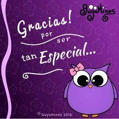 Gracias Gif, Abrazo Gif, Friendship, Thankful, Memes, Instagram, Kawaii, Owls, Html
