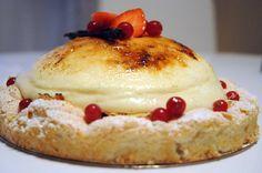 Una receta de una crema muy muy rica.... CREMA CHIBOUST