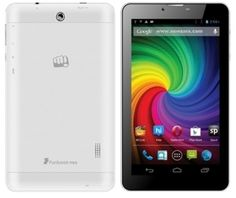 "Micromax Funbook Mini P410i : 7"" Display, Dual Core - Key Features"