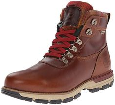 Timberland Men's Heston Waterproof Boot, Brown, 8.5 M US Timberland http://www.amazon.com/dp/B00RE0I6K0/ref=cm_sw_r_pi_dp_gxYNwb0W5H775