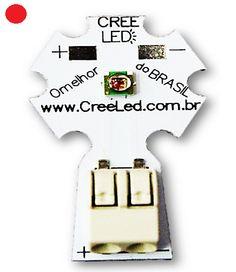 Cree Led XPE Red - Vermelho :: www.creeled.com.br