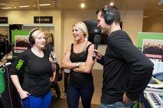 ANR   Live fra Salling - 15. okt. 2012 - ANR   Live fra Salling. Mon svømmeren kommer med nogle gode tips til Anders og Benita?