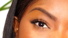 How to Applying False Eyelashes For Beginners