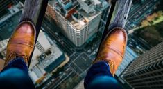 Acrophobia or Fear of heights is another one of the typical common phobias known in the world. Here you can check out ways to overcome the fear of heights. What Is Fear, Work Life Balance, Investment Property, Real Estate Investing, Starting A Business, Virtual Reality, Loafers Men, Entrepreneur, Angels