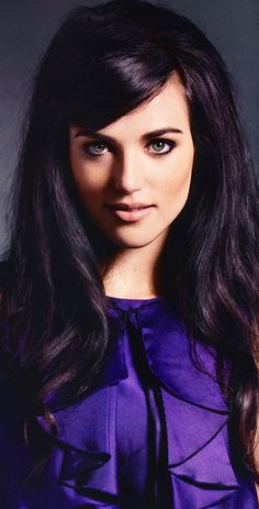 Katie McGrath can I please be her