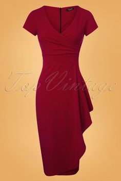 6e59ea7b6ddb 24 Best Vintage Pencil Dress images | Vintage pencil dress, Vintage ...