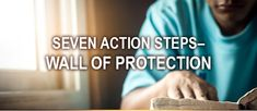 Seven Action Steps–Wall of Protection - Rick Renner Ministries Thy Word, Word Of God, Psalm 119, Psalms, Armor Of God, Pray For Us, Spiritual Life, The Covenant, Pastor