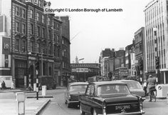 Westminster Bridge Road, Lambeth 1970 Chesters Way, Waterloo Station, Westminster Bridge, Old London, Brixton, The Locals, Old Photos, Street View, England