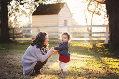 Washington Family | Christina Barnum Photography  mommy and me, mother and daughter photography, winter outfit ideas, winter photo ideas, mommy and daughter posing, mother and daughter