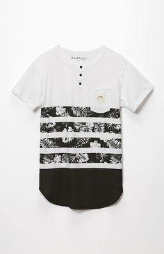 Lira Pacific Pocket T-Shirt - Mens Tee - Black