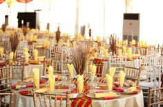 It's our first BN Wedding Decor post of the year and we are super excited! We introduced this feature in 2013 - to highlight amazing wedding event decor - BellaNaija Weddings. Ghana Traditional Wedding, Traditional Decor, Traditional Dresses, Wedding Reception Decorations, Wedding Themes, Wedding Ideas, Wedding Blog, Wedding Favors, Dream Wedding