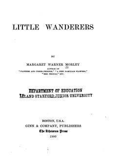 wk 16 Little Wanderers
