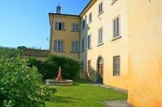 historic period villa on the Tuscan countryside. www.lucaevillas.it