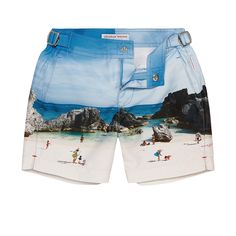11d1c4c54d Russell - Kid's Rocky Beach Classic Swim Shorts | Orlebar Brown