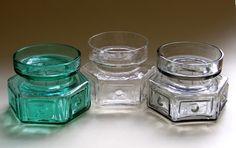 Frank Thrower Glass Designs: 1960s dartington glass Wedgwood, Glass Design, 1960s, Crystals, Crystal, Crystals Minerals