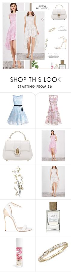 """""""Throw Kindness Around Like Confetti"""" by paradiselemonade ❤ liked on Polyvore featuring Dolce&Gabbana, Pier 1 Imports, Casadei, Blossom, Victoria's Secret and Versace"""