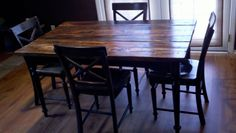 Custom reclaimed wood shop! reclaimed wood dining table sandiego