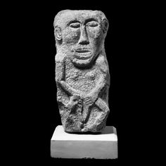 Sheela-na-Gig century AD From Chloran, County Meath, Ireland Sacred Feminine, Divine Feminine, Romanesque Art, Ancient Goddesses, Mother Goddess, Stone Carving, British Museum, Deities, Archaeology