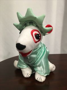 2013 Statue of Liberty Dog, Edition One, 654 of 1800