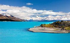 Gotta go to New Zealand!