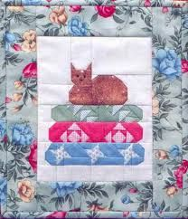 Image result for cats and kittens quilt