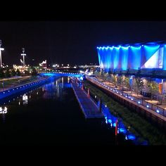 livvynewey's photo  of London 2012 - Aquatics Centre on Instagram