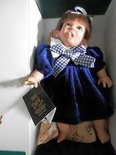 1995 D'ANTON JOS Handmade Doll in Orginal Box, Made in Japan