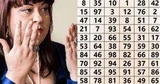 Ez az egyik legpontosabb jóslat: válassz egy számot és meglátod a jövődet Winning Lottery Numbers, Feng Shui, Mandala, Image, Poem, Psychology, Mandalas