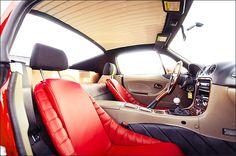 MX-5 transformed interior