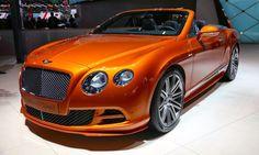 Bentley Coupe Convertible GT