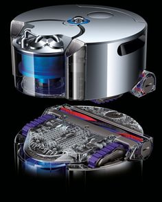 Dyson's first, fully robotic vacuum: the 360 Eye Robot Vacuum