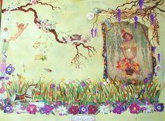 Hidden Garden by Roberta Harris